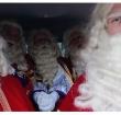 Zingende Sinterklazen zijn al in kerststemming