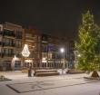 Witte sneeuwdeken levert mooie Alphense plaatjes op
