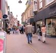Alphense winkels trekken weinig bezoekers van buiten