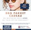 BBQ-pakket cadeau van Tuijn Optiek Herenhof!