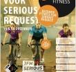 Bezemer Fitness for Serious Request gaat van start