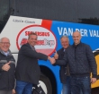 Van der Valk Tours voor 5 jaar in zee met Alphense Boys