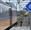 Geen treinen Alphen-Bodegraven door defecte trein