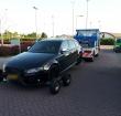 Politie haalt onverzekerde Audi in Alphen van de weg