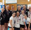 Alphense synchroonzwemsters pakken medailles op NK