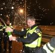 Politie komt 44 keer in actie tijdens de jaarwisseling