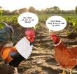 Met je chickie uiteten op Valentijnsdag bij Bij Hen