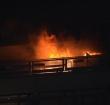 Dertig maanden geëist na brand in flat door rookbom