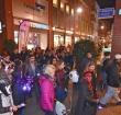 Tóch een Halloweenoptocht in het Alphense centrum
