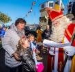 Sinterklaas weer aangekomen in het Alphense centrum