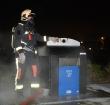 Brandweer: Jaarwisseling druk maar relatief ontspannen