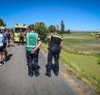 Wielrenner zwaargewond na val Kortsteekterweg