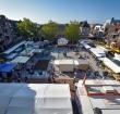 Weekmarkt vandaag terug op het Thorbeckeplein