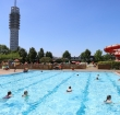 Buitenbad zwembad De Hoorn extra lang geopend