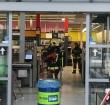 Brandweer rukt uit voor kortsluiting in bouwmarkt