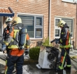 Wasdroger veroorzaakt zolderbrand op Zadelmaker