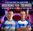 Vader-zoon/dochter FIFA 18-toernooi met esporter Tony Kok
