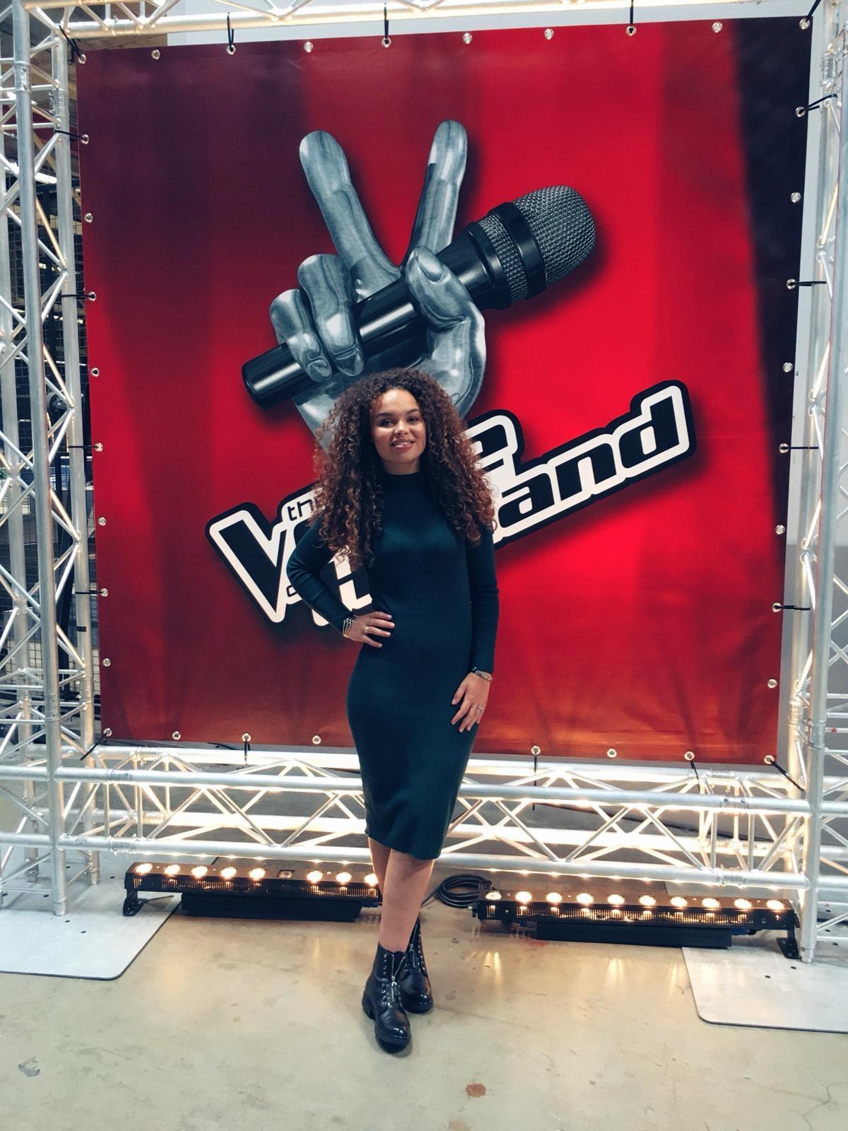 Sascha volgende week te zien bij The Voice Of Holland