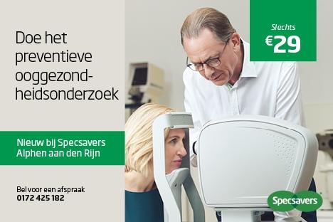 Doe een preventief ooggezondheidsonderzoek bij Specsavers