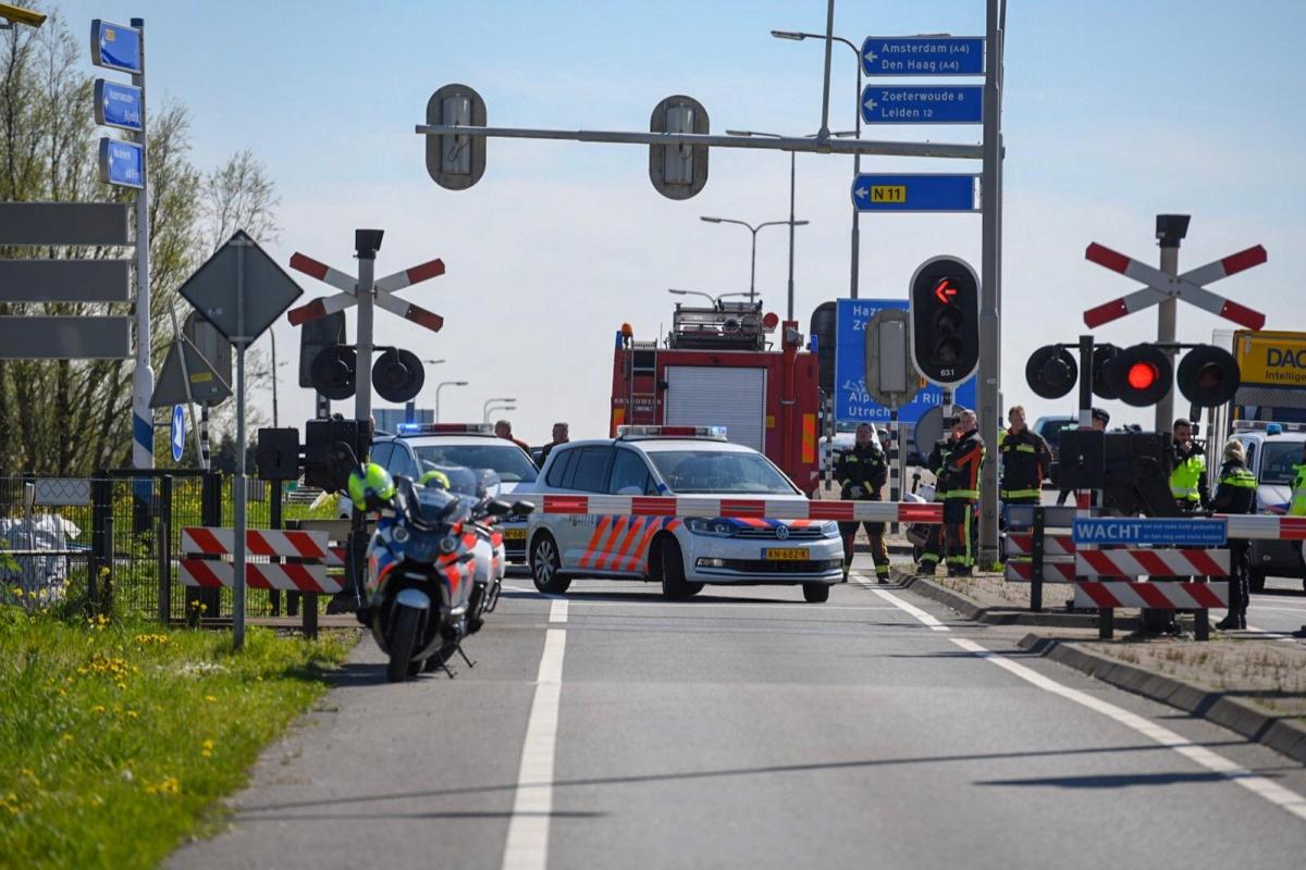 Geen treinen tussen Alphen - Leiden Lammenschans