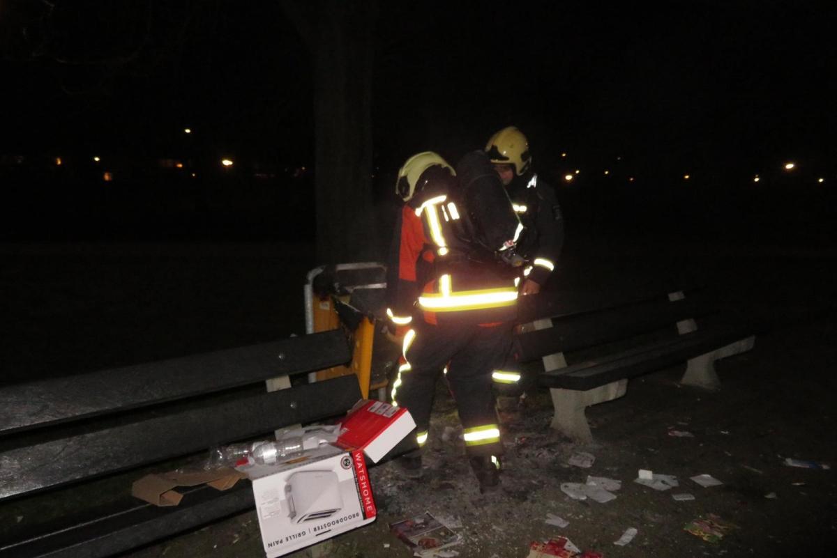 Zaterdagavond wederom brandstichting in Horstenbuurt