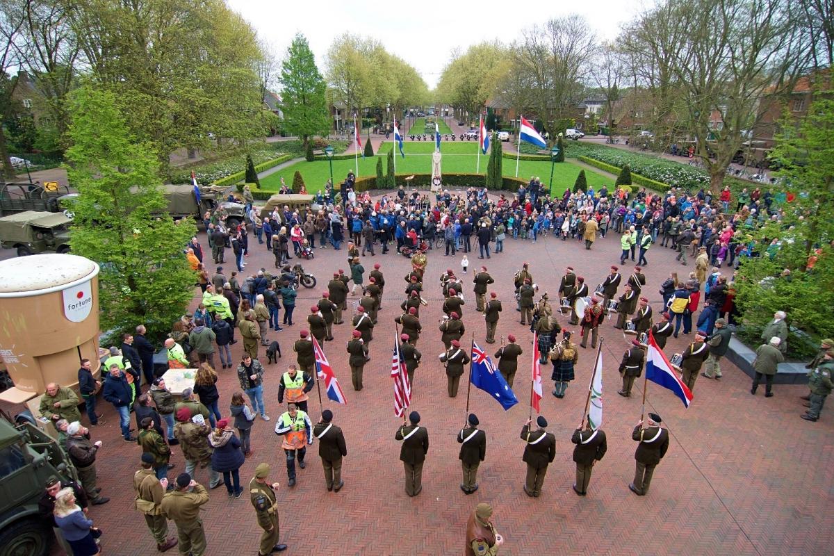 Bevrijdingsfeest in Alphen krijgt een officiële status