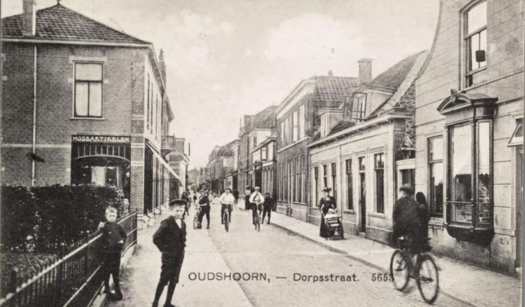 Gezocht: verhalen over de Alphense Hooftstraat