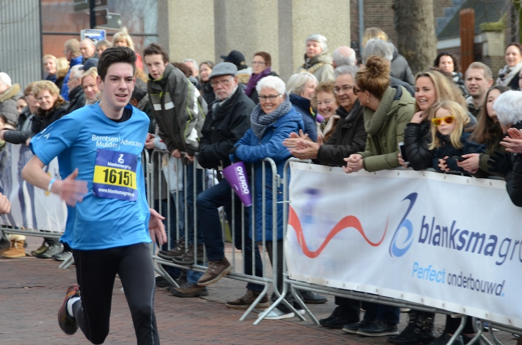 Berntsen Mulder Advocaten wint 10KM Businessloop