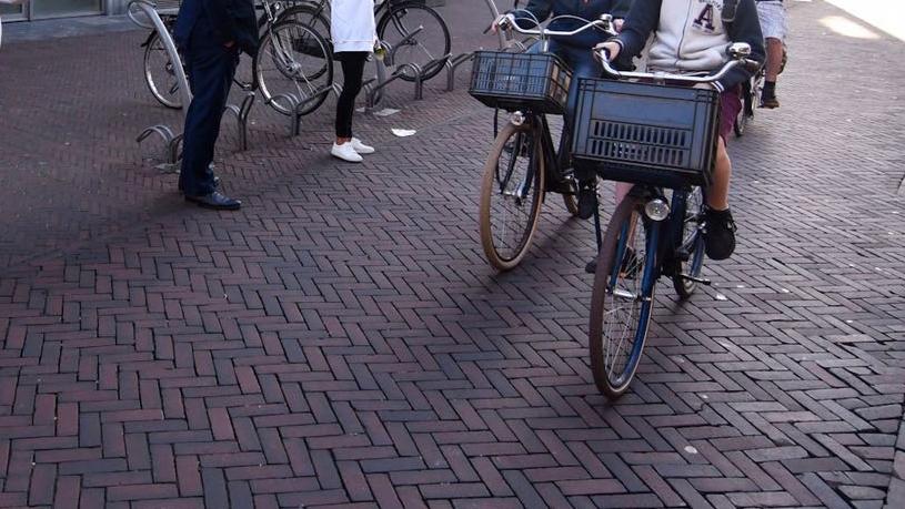 Groep 7 en 8 leggen volgende week fietsexamen af