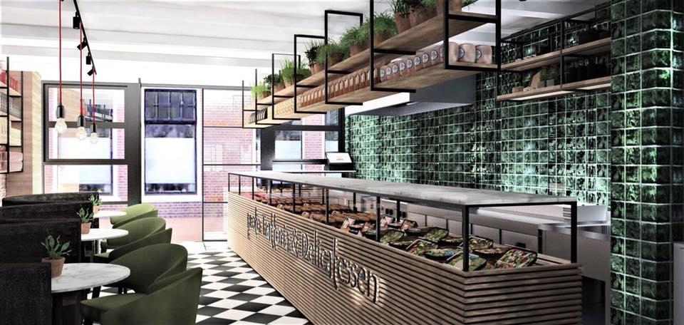 Proto Trattoria & Delicatessen opent volgende maand