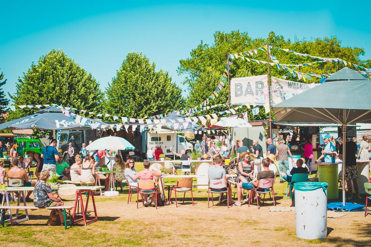 TOOST Festival deze zomer twee keer in Alphen!