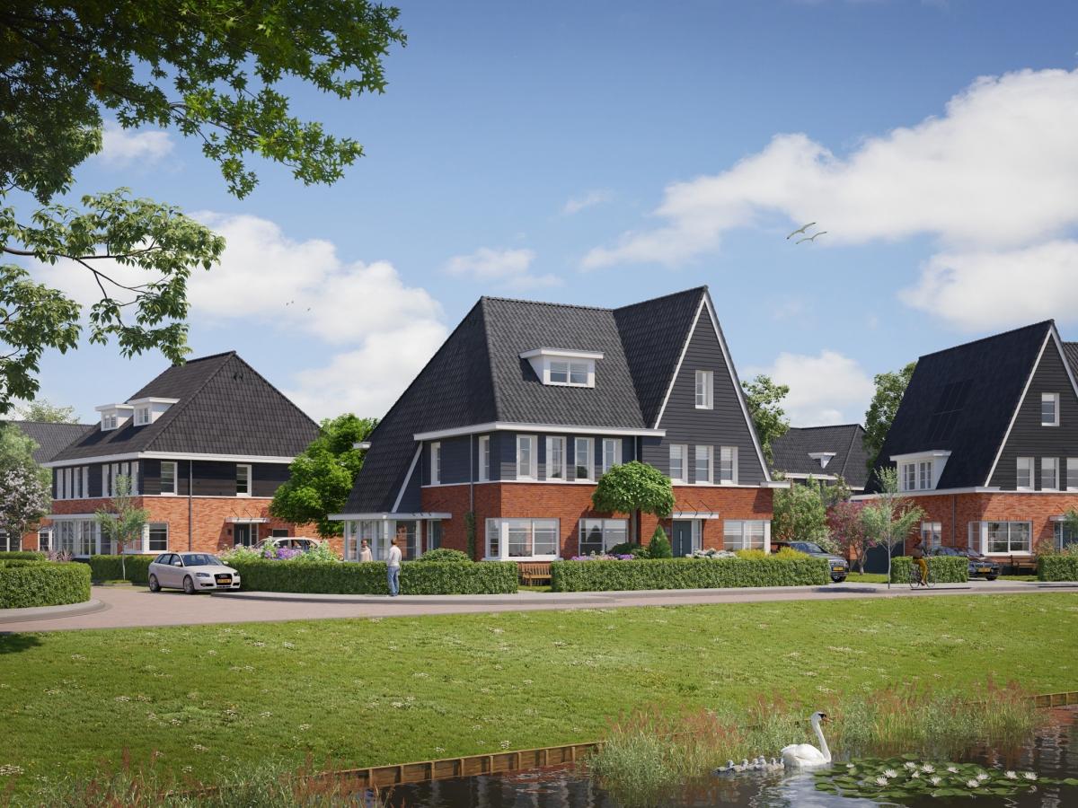 93 woningen in Villapark Burggooi in de verkoop