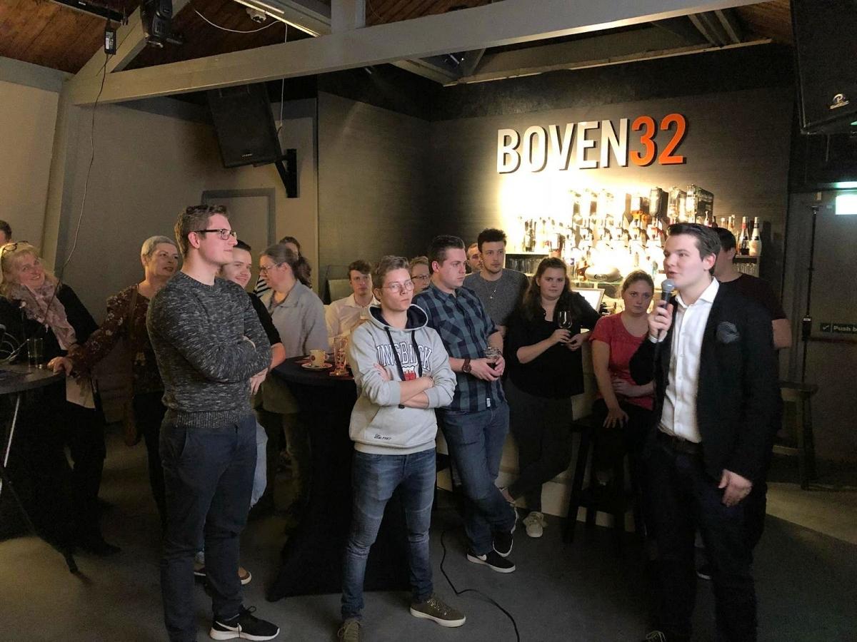 Een stem voor jongeren in de Alphense politiek