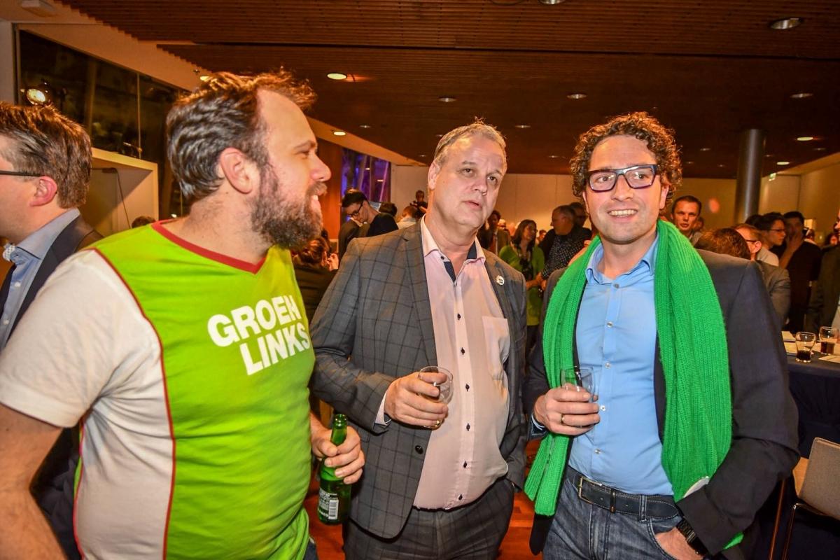 Nieuw Elan, CDA en GroenLinks gaan onderhandelen