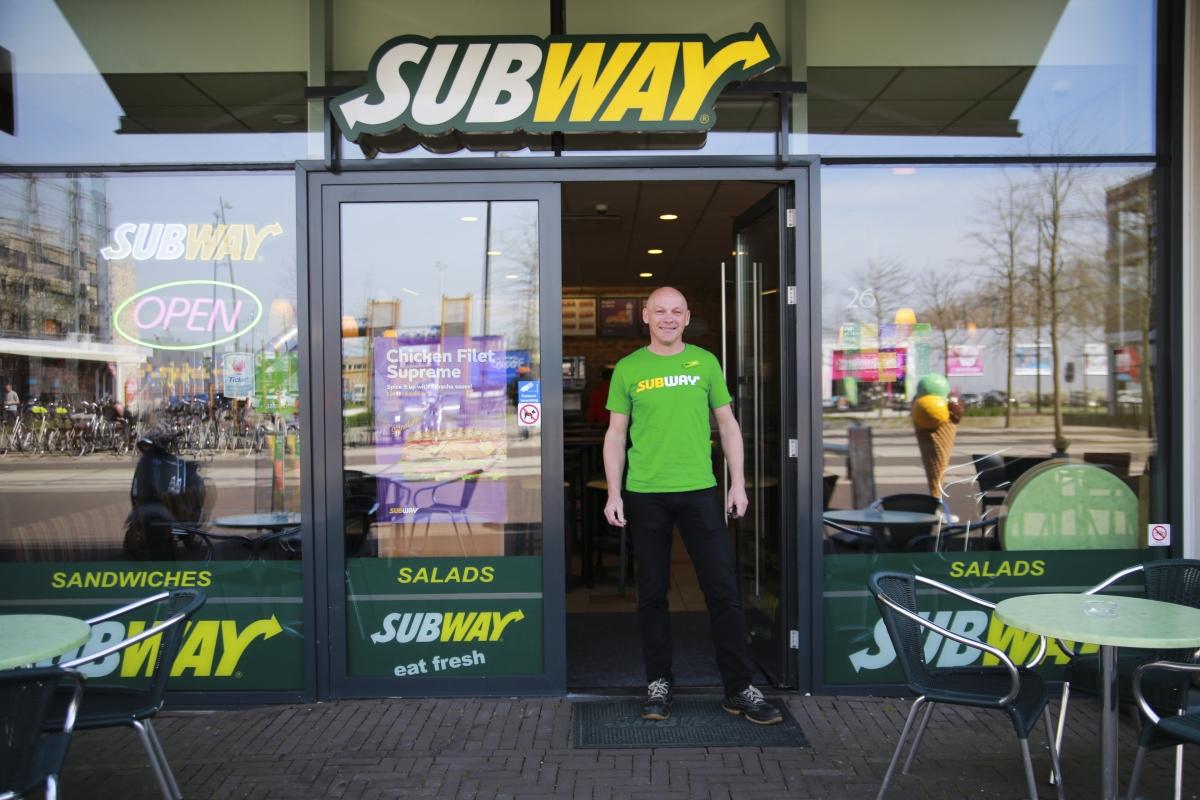 Vijf jaar Subway in de Baronie, dat vier je!