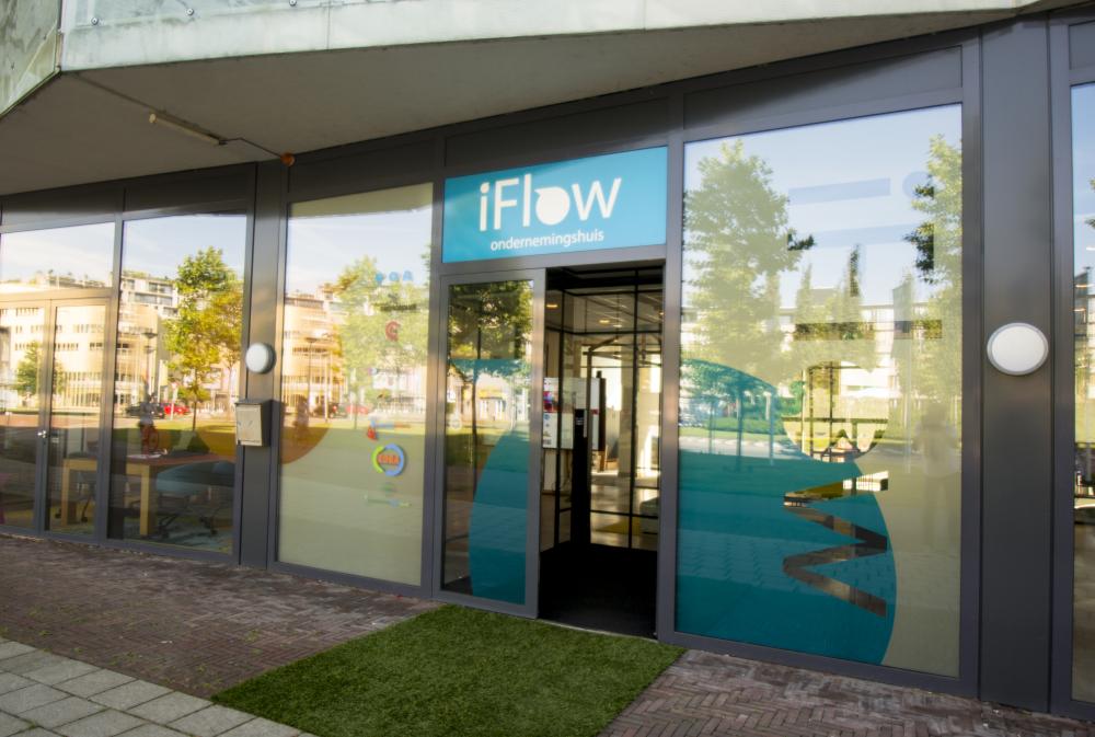 iFlow stopt per 1 januari met het verhuren van flexplekken en vergaderruimtes