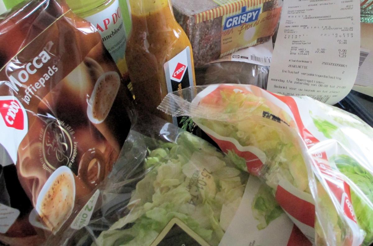 Alphen aan den Rijn wil geen plastic verpakkingen
