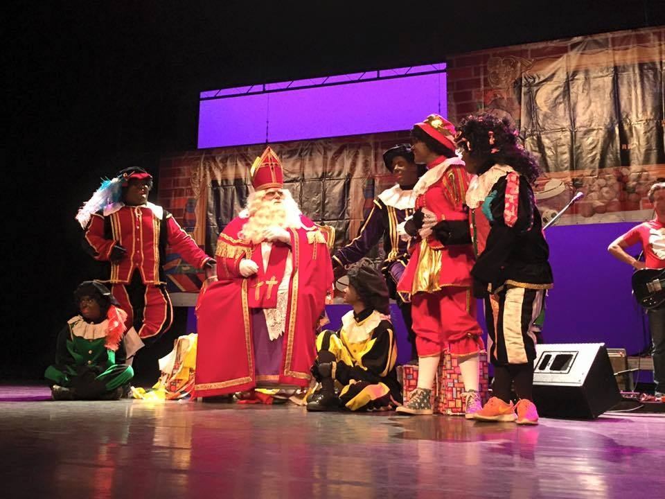 Gezinnen uitgenodigd voor de Grote Sinterklaasshow