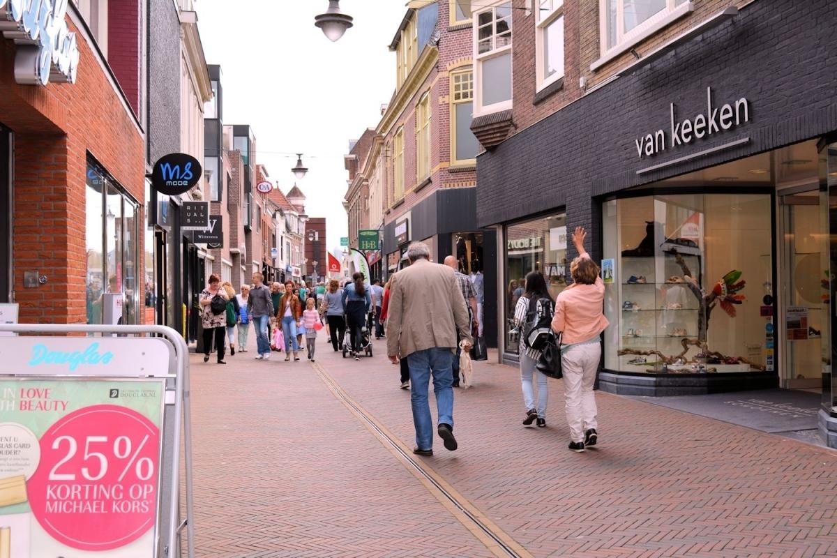 (On)tevreden over de winkels en horeca in Alphen?