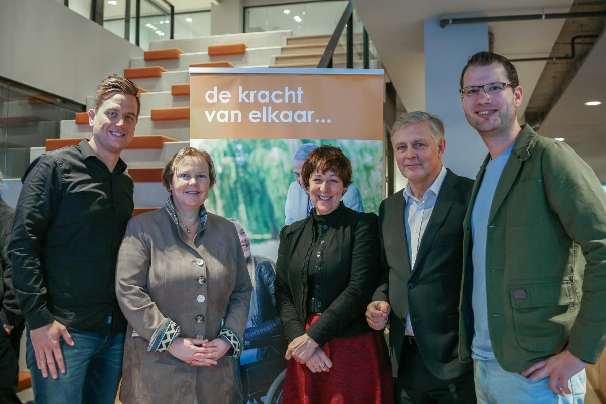 Samenwerking Alphens.nl en WeHelpen gelanceerd