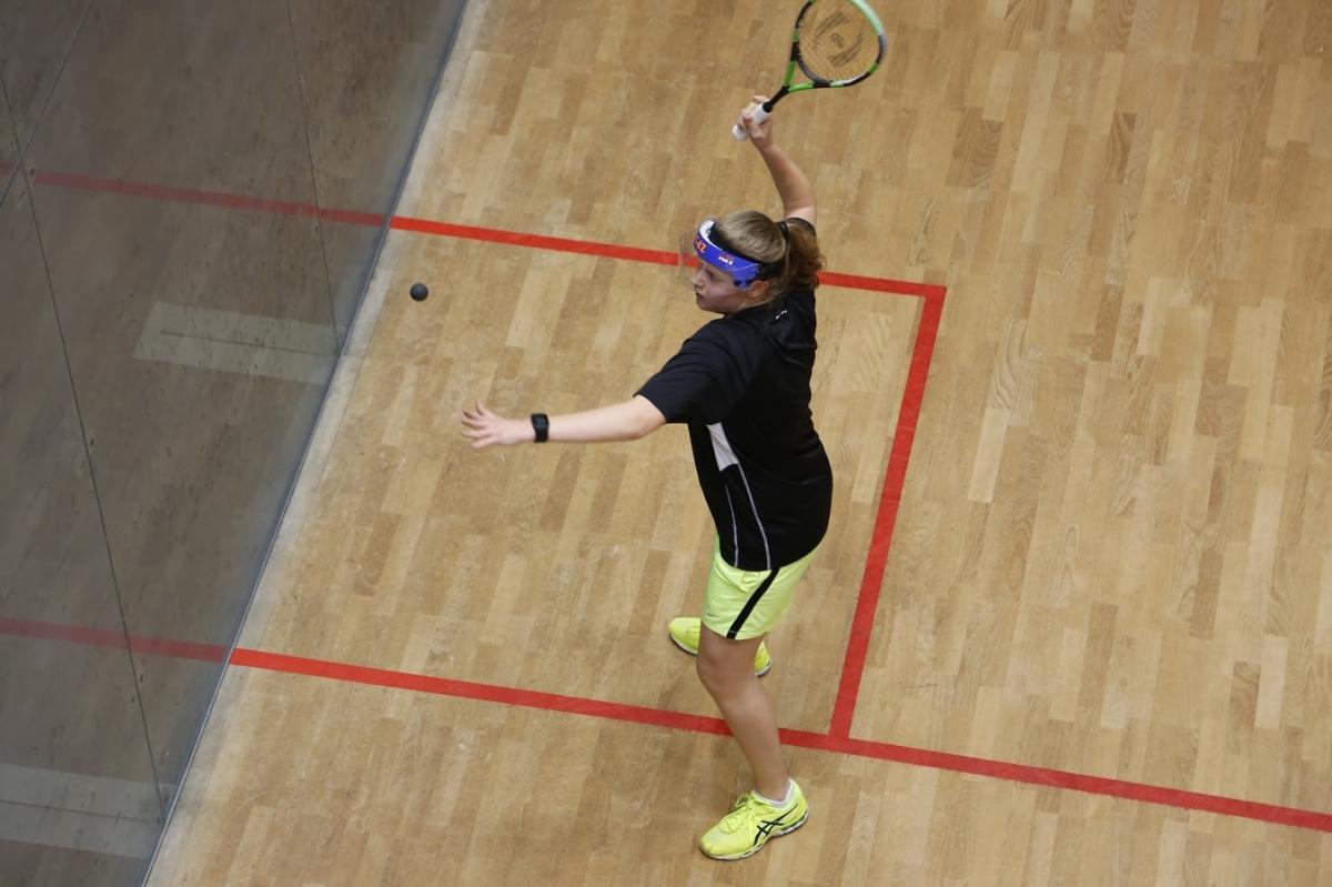 Twee keer Alphens succes op het NK Squash