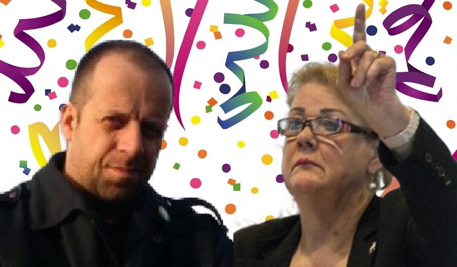 Komisch duo de WiHas voor al uw feesten en politiek