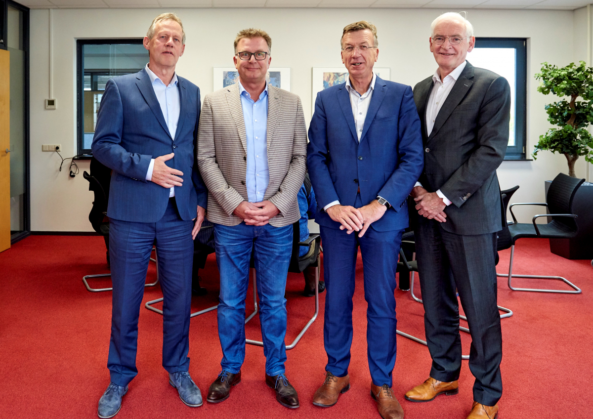 Gezamenlijk contract rioolbeheer voor drie corporaties in het Groene Hart