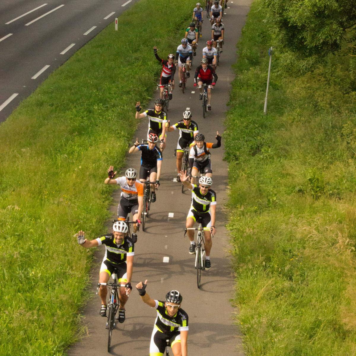 De mooiste Toertocht door het Groene Hart: De Ronde om Alphen