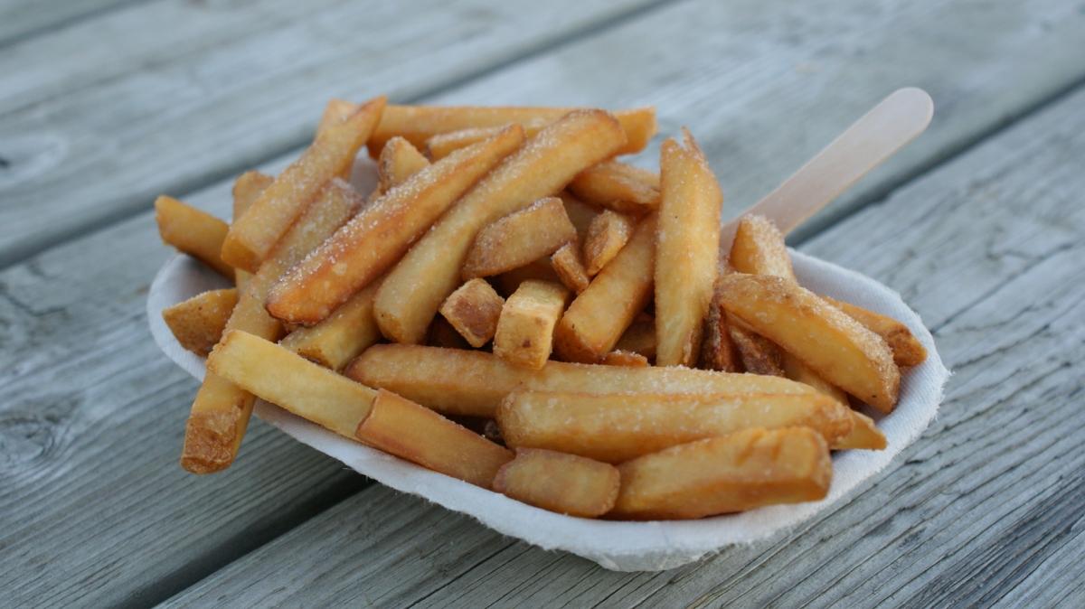 Woensdag frietactie bij snackbar de Pieper