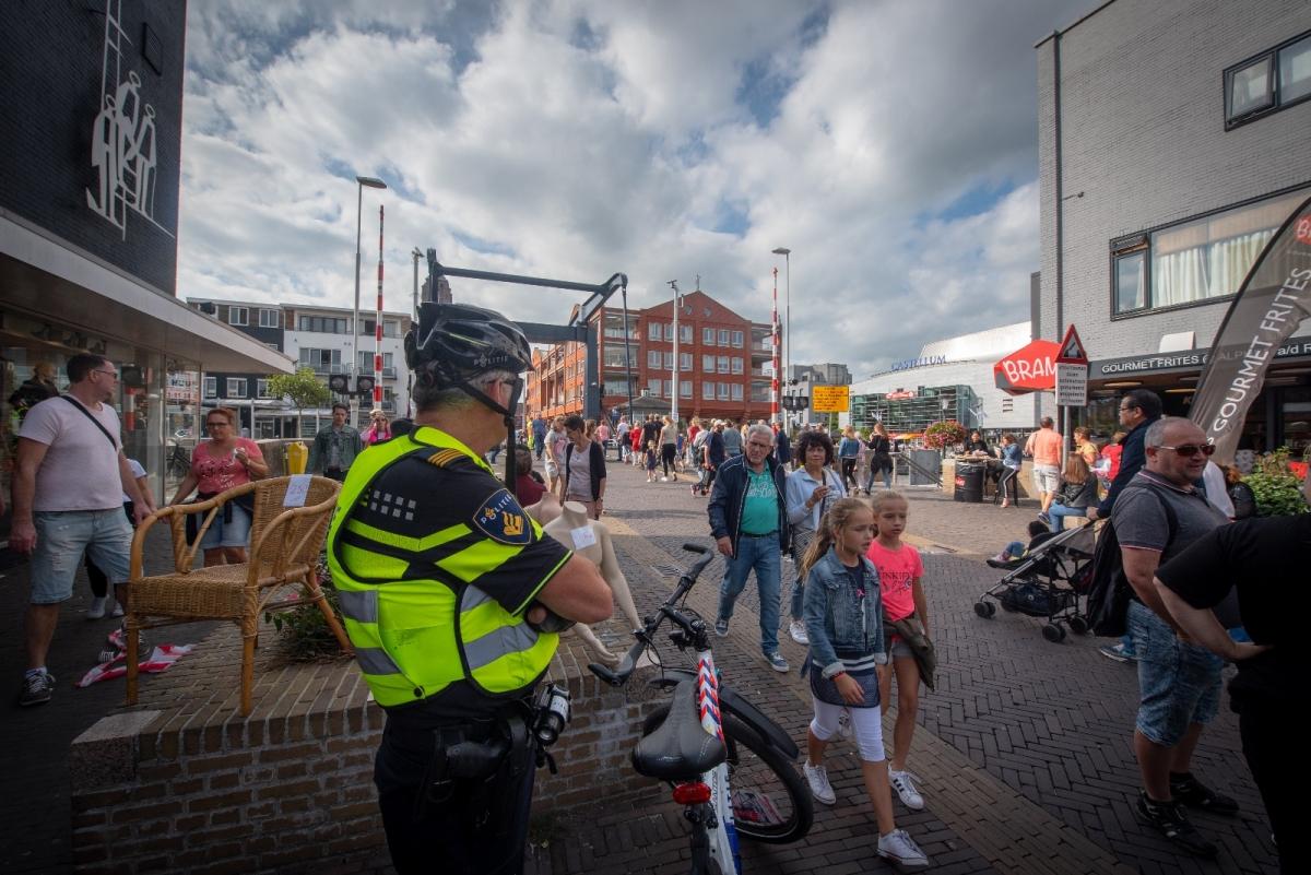 Politie waarschuwt voor zakkenrollers op Jaarmarkt