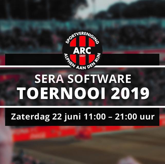 Doe met jouw team mee aan het Sera Software toernooi