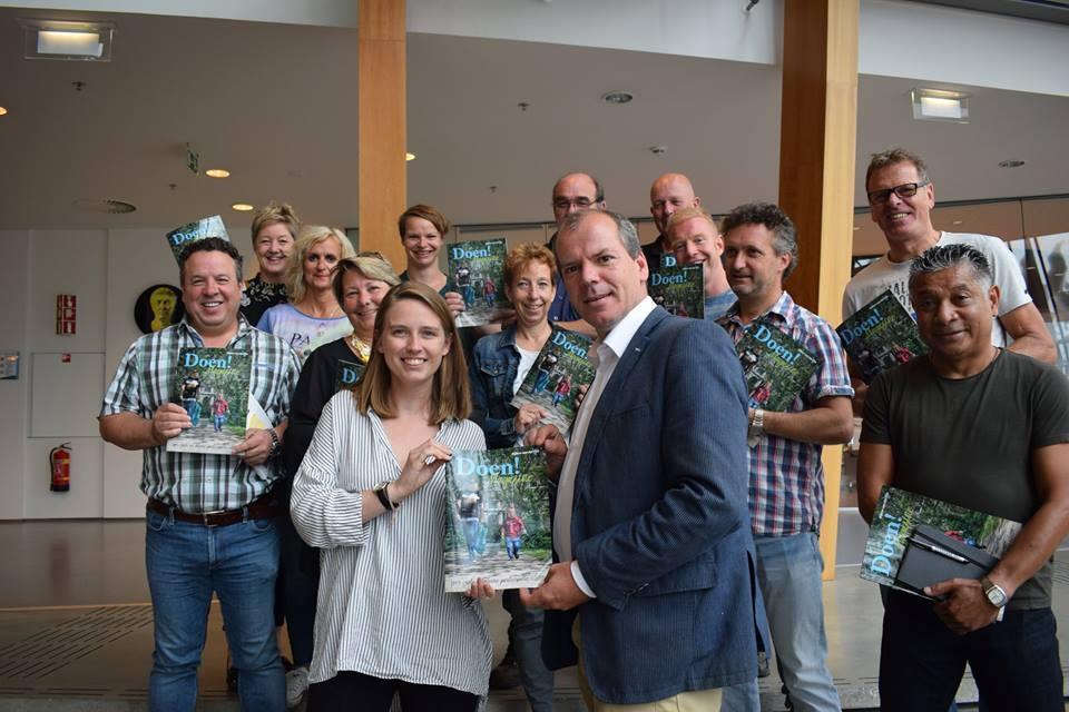 Gemeente lanceert participatiemagazine Doen!
