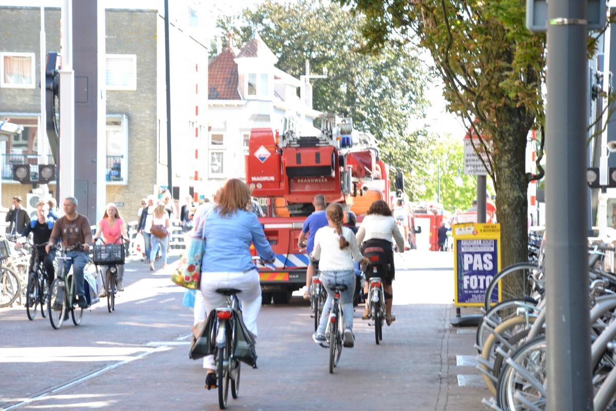 Fiets moet grotere rol krijgen als vervoermiddel