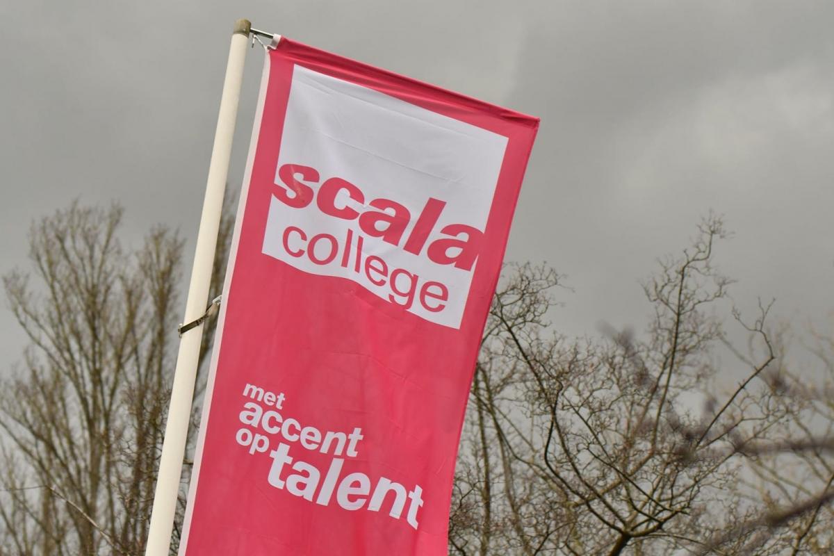 Reünie voor oud-leerlingen van het Scala College